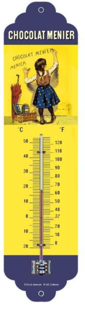 Thermomètre chocolat Menier