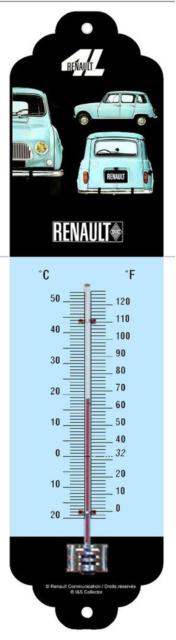 Thermomètre Renault 4L