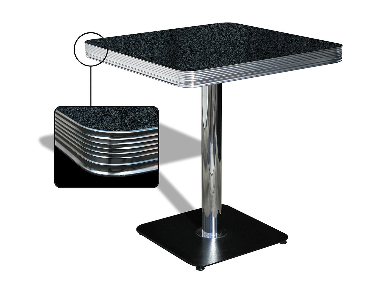Table de Diner 1 pied carrée