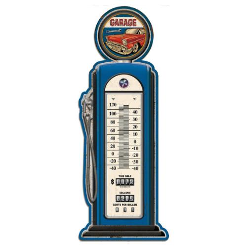 Thermomètre vintage Garage