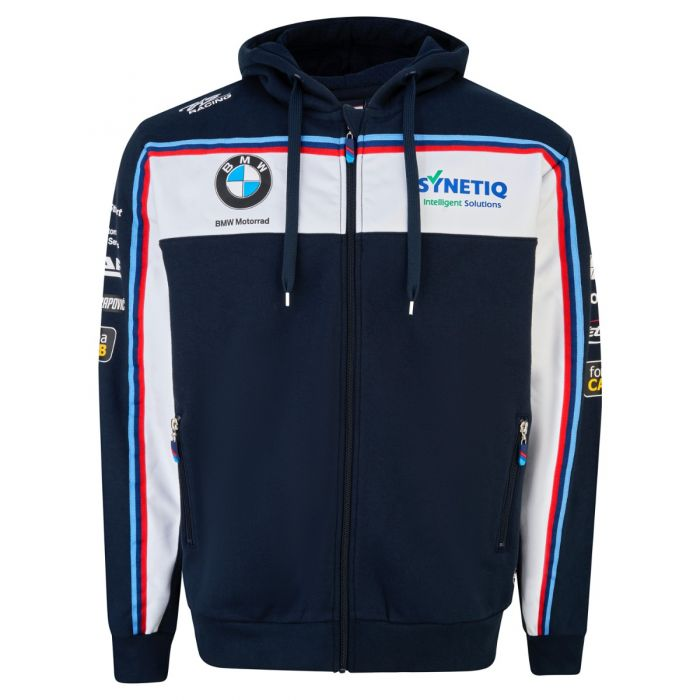 Sweat zippé à capuche BMW 2020