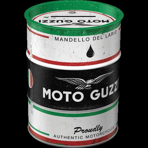 Tirelire baril Moto Guzzi