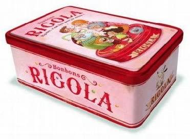 Boite à sucre Rigola