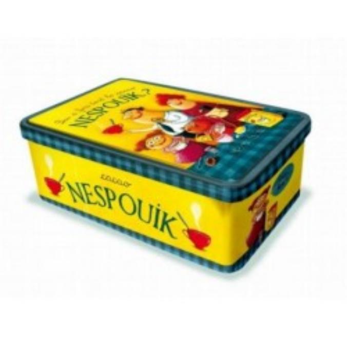 Boite à sucre Nespouik