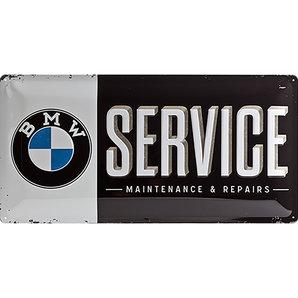 Plaque à suspendre BMW