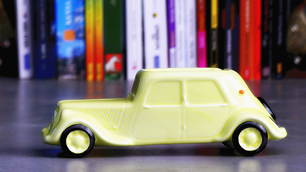 Citroen traction cendrier / vide-poche
