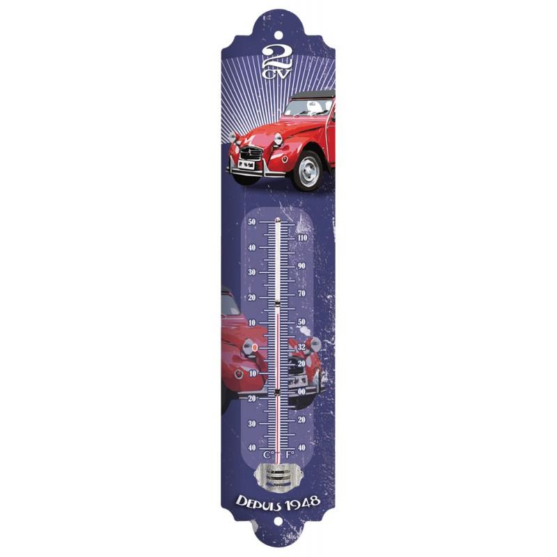 Thermomètre Citroen 2cv