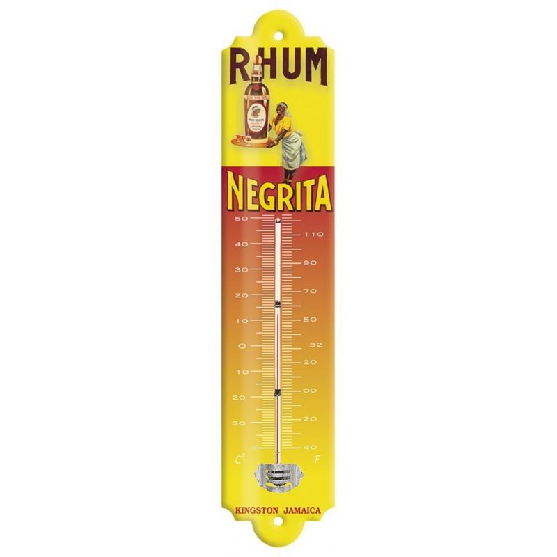 Thermomètre Rhum Negrita