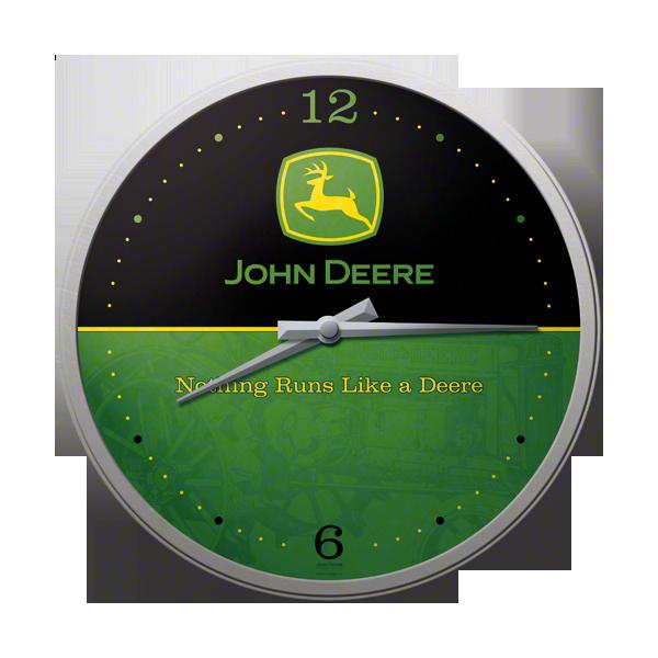 HORLOGE JOHN DEERE