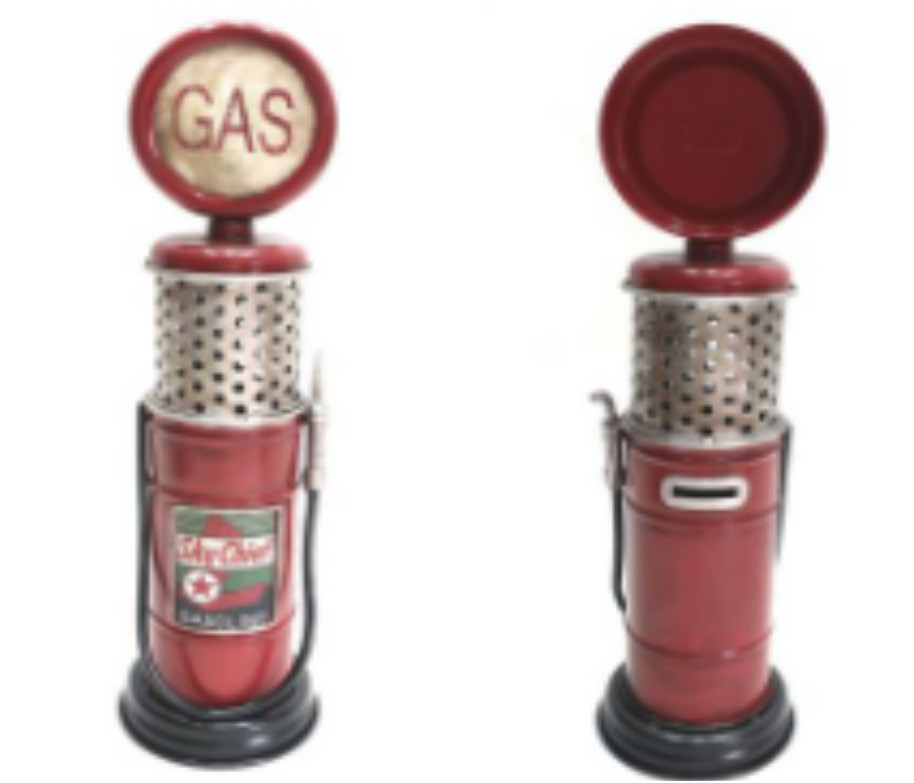 Pompe à essence tirelire Sky Chief