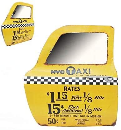 Portière miroir 3D Taxi