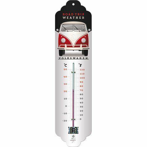 Thermomètre Vw combi - road trip weather