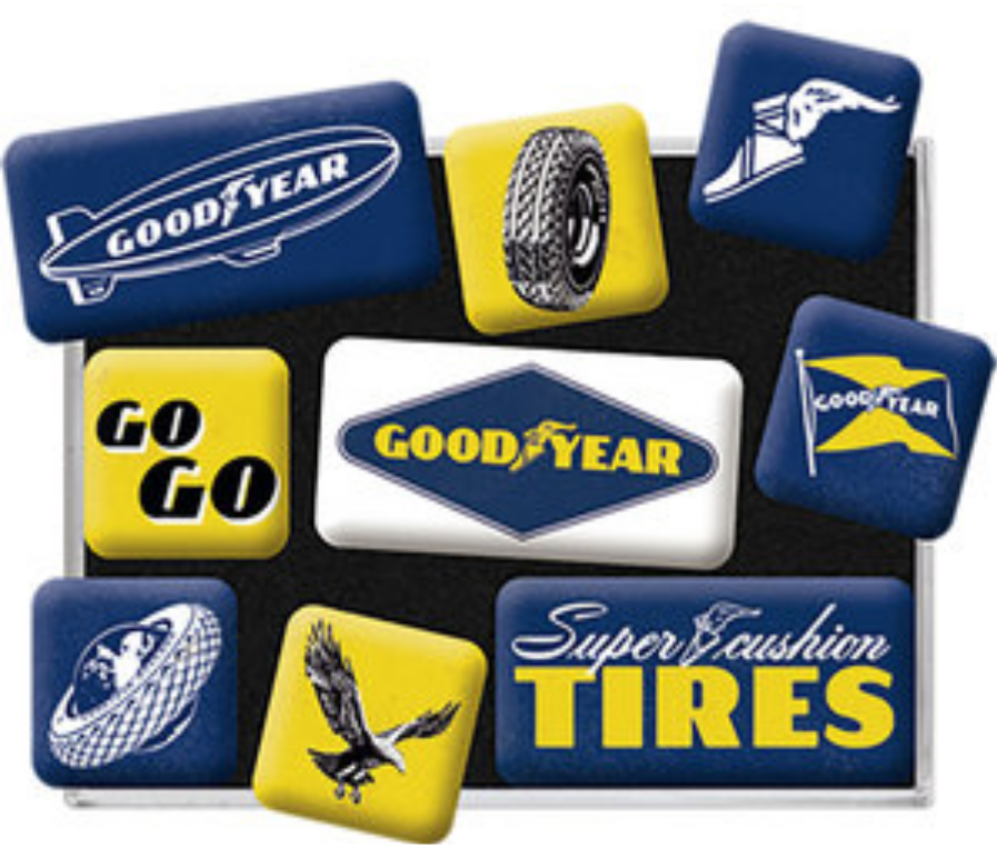 magnets goodyear