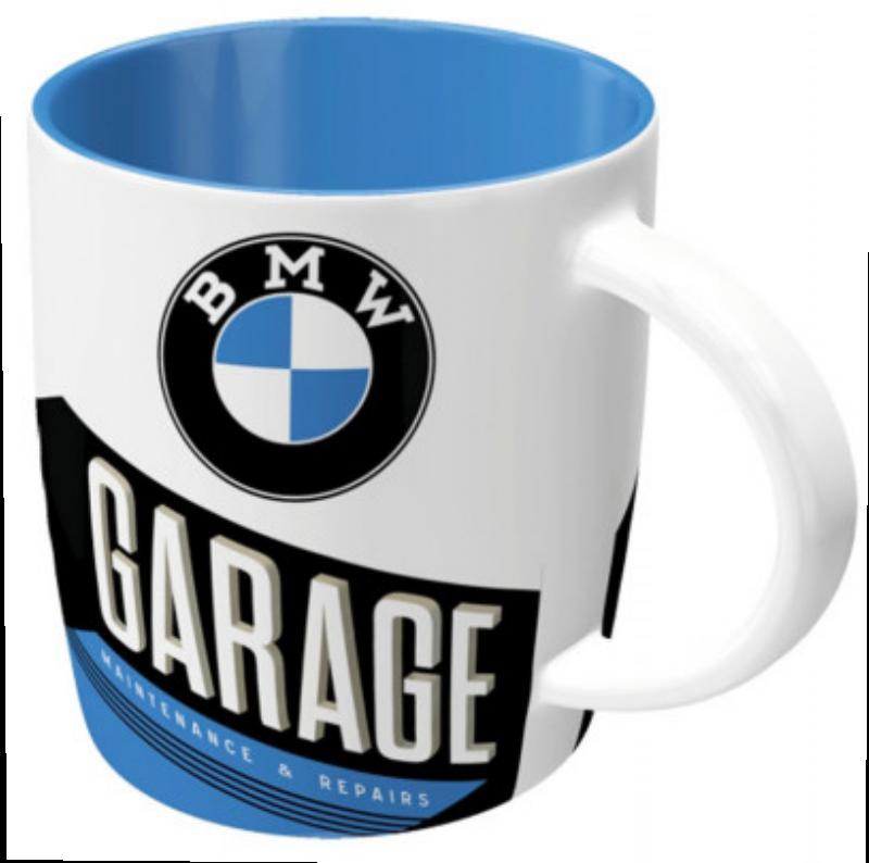 Mug céramique Bmw garage
