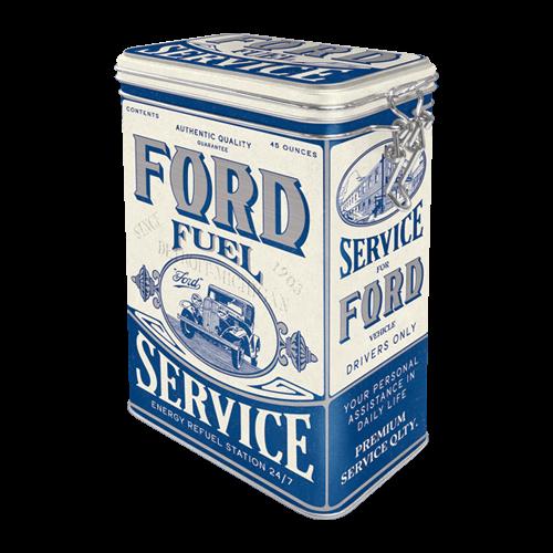 Boite hermétique Ford