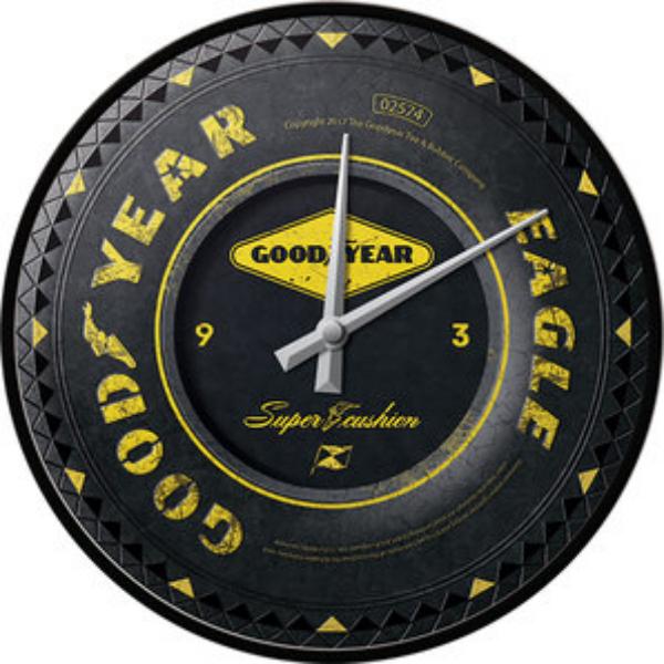 Horloge Goodyear