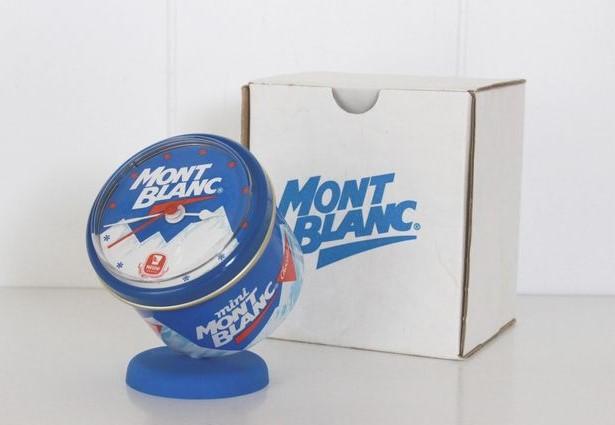 Horloge Mont Blanc