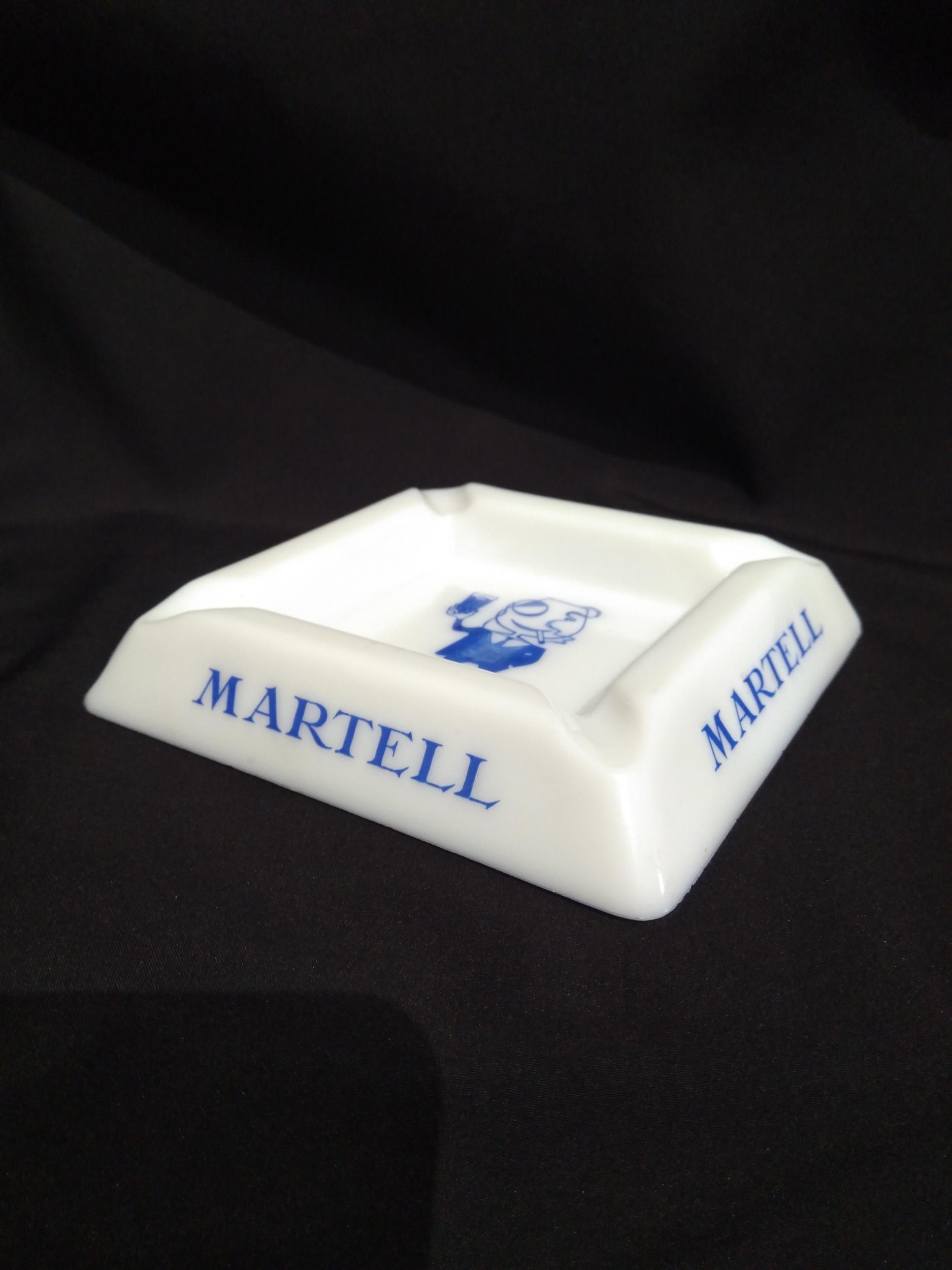 Cendrier Martell