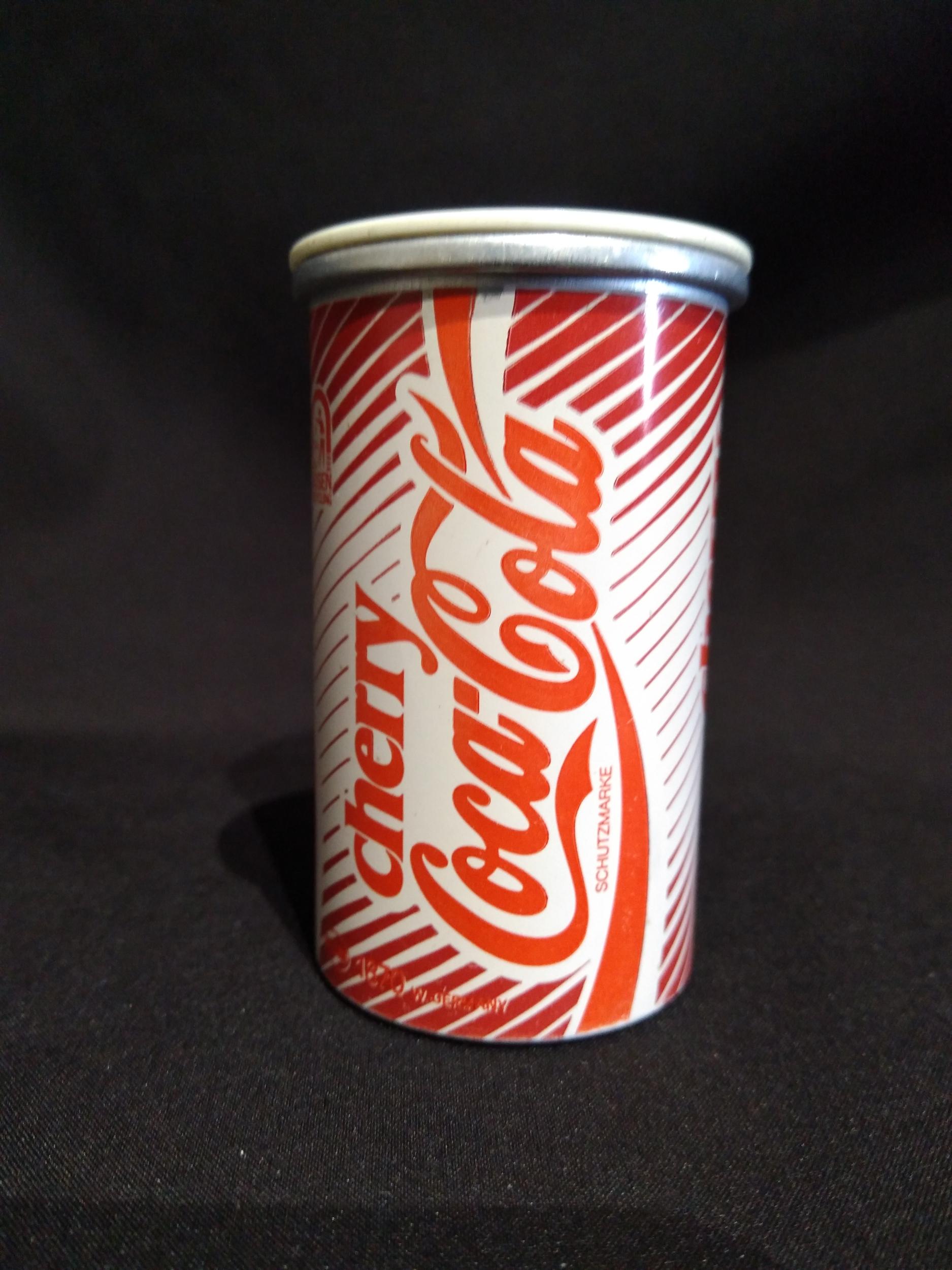 Taille-crayon publicitaire Coca-cola