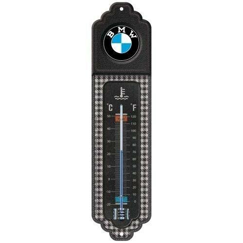 Thermomètre BMW noir