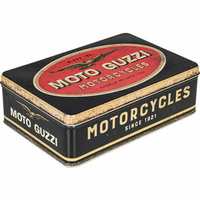 Boite métal Moto Guzzi