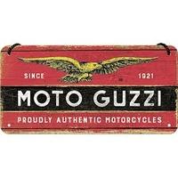 Plaque à suspendre Moto Guzzi