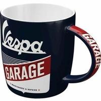 Mug céramique vespa garage vintage