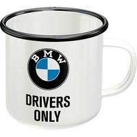Mug émaillé BMW driver