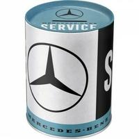 Boite tirelire Mercedes