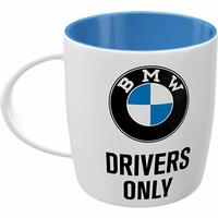 Mug céramique BMW drivers only