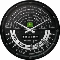 Horloge compteur John Deere
