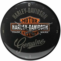 Horloge Harley Davidson