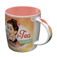 Mug vintage tea