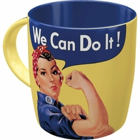 Mug vintage we can do it