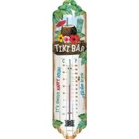 Thermomètre Tiki-bar