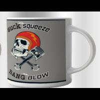 lot de 2 mugs Squeeze