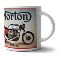 Lot de 2 mugs Norton