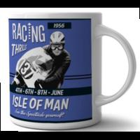 lot de 2 mugs Isle of Man
