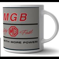 Lot de 2 mugs MG