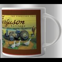 Lot de 2 Mugs Ferguson héritage