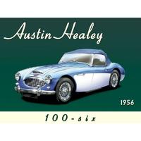 Plaque Austin Healey 1956