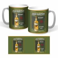 Lot de 2 mugs Jameson
