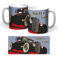 Lot de 2 mugs Hot rod