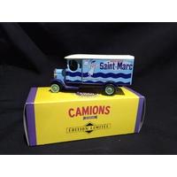 Camionnette Morris van Saint-Marc