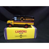 Camion publicitaire Leyland comet Calberson