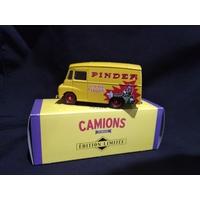 Camionnette publicitaire Morris LD 150 Pinder
