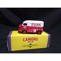 Camionnette publicitaire Citroen type H Evian