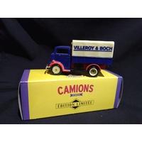 Camionnette Fordson Villeroy et Boch