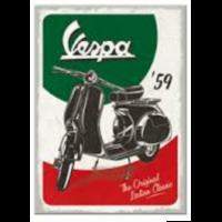 Magnet Vespa 8 x 6