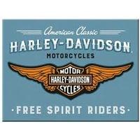 Magnet Harley Davidson 8 x 6